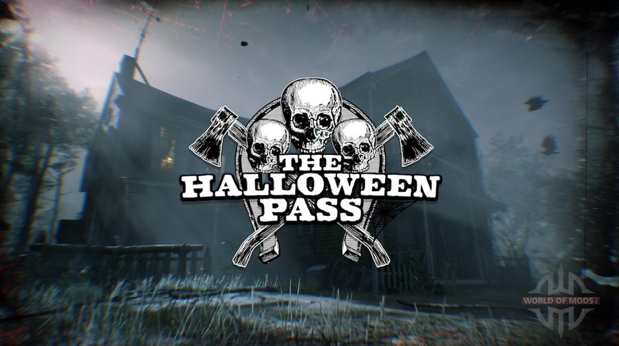 El pase de Halloween en Red Dead Online
