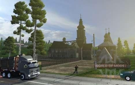 Euro Truck Simulator 2 echará un vistazo a Rusia