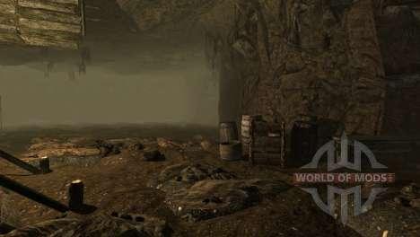 Gremio de los mineros para Skyrim segunda pantalla