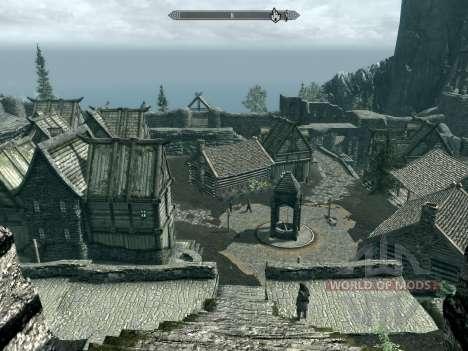 Tierra de alta roca para Skyrim