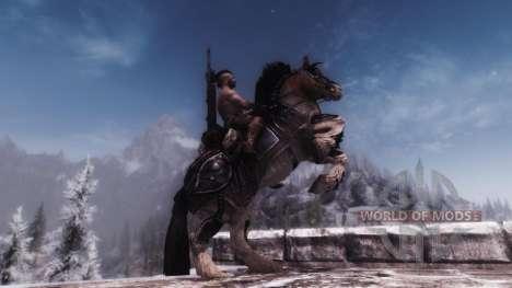 Armadura para caballos para Skyrim sexta pantalla