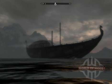 Tierra de alta roca para Skyrim septima pantalla