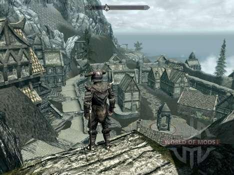 Tierra de alta roca para Skyrim sexta pantalla