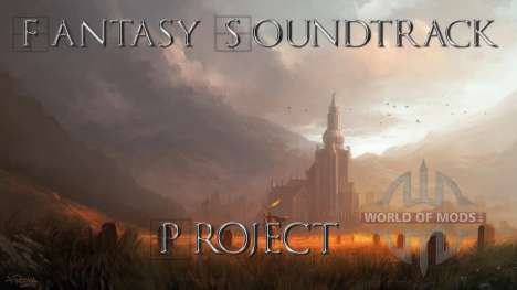 Fantasy Soundtrack Project para Skyrim