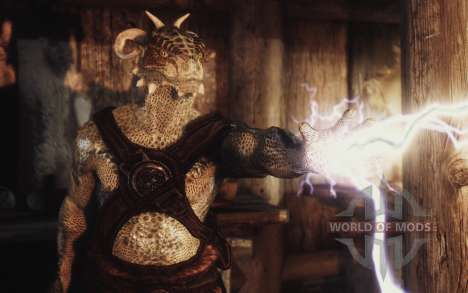 Olvidado argonianskie raíces para Skyrim décimo de pantalla