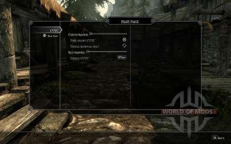 Los cadáveres de limpieza para Skyrim segunda pantalla