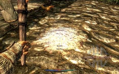 Los cadáveres de limpieza para el tercer Skyrim pantalla