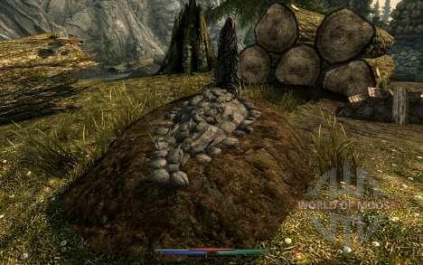 Los cadáveres de limpieza para Skyrim novena de pantalla
