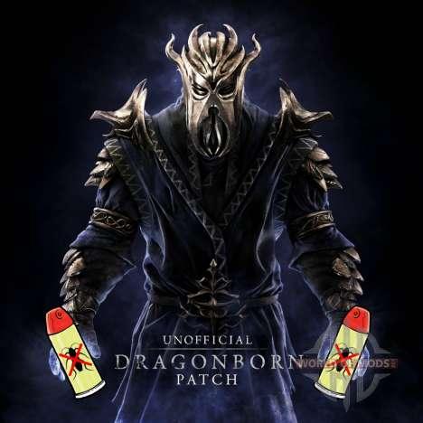 Unofficial parche Dragonborn ruso sonido y texto para Skyrim