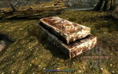 Los cadáveres de limpieza para Skyrim