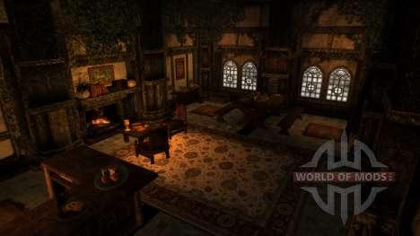 Una pequeña casa en Solit′ûde para Skyrim