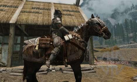 Armadura para caballos para Skyrim décimo de pantalla