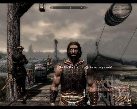 Tierra de alta roca para Skyrim quinta pantalla