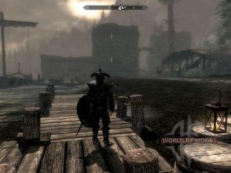 Tierra de alta roca para Skyrim octavo de pantalla
