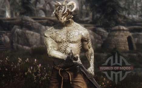 Olvidado argonianskie raíces para Skyrim duodécimo de pantalla