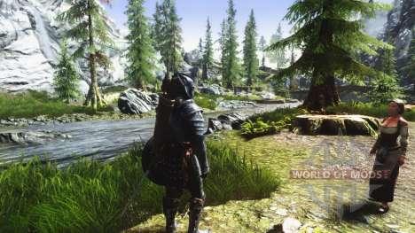 ReFleX ENB para Skyrim undécima de pantalla