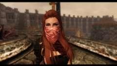 Máscaras faciales para Skyrim