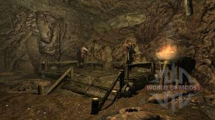 Gremio de los mineros para Skyrim
