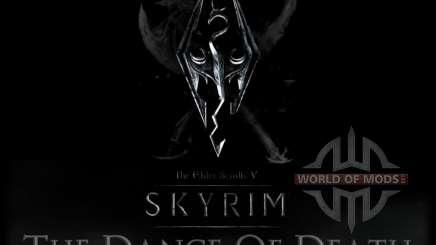 Danza de la muerte v 4.0. Las nuevas animaciones de muerte para Skyrim