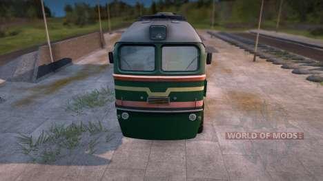Tren de ruedas M62 v1.0 para Spin Tires