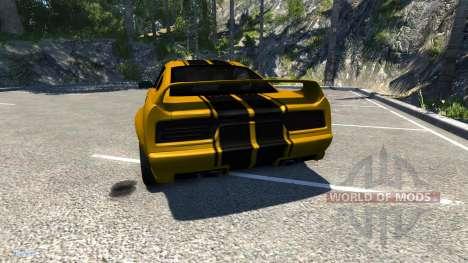 Road King para BeamNG Drive