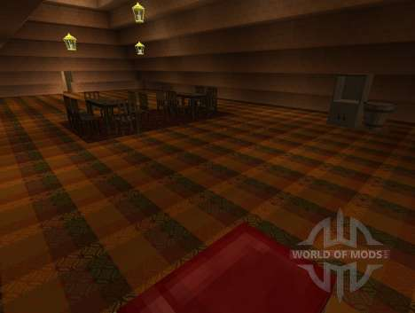 SimCraft - decoraciones en alta resolución para Minecraft