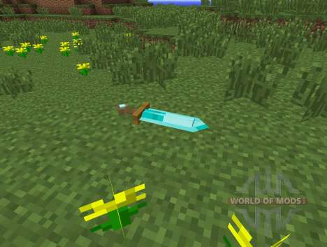 Vanilla 3D Items para Minecraft