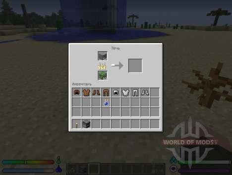 LeavesProduceHeat - la quema de follaje para Minecraft