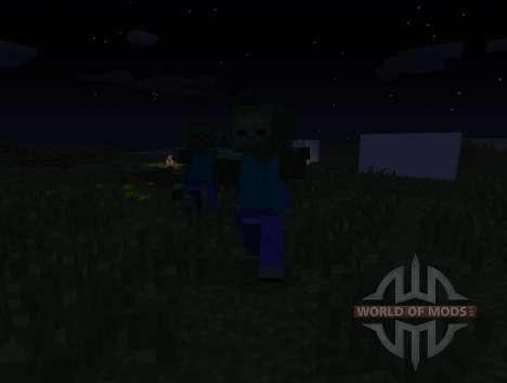 Zombie zombi conciencia-inteligente para Minecraft