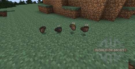 Dulce té para Minecraft