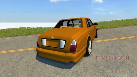 Bentley Arnage T para BeamNG Drive