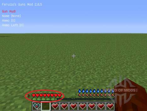 More Health Enhanced para Minecraft