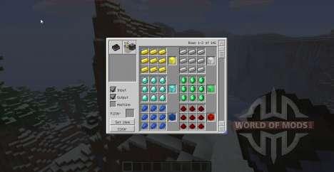 Arte-Guía para kraftu para Minecraft