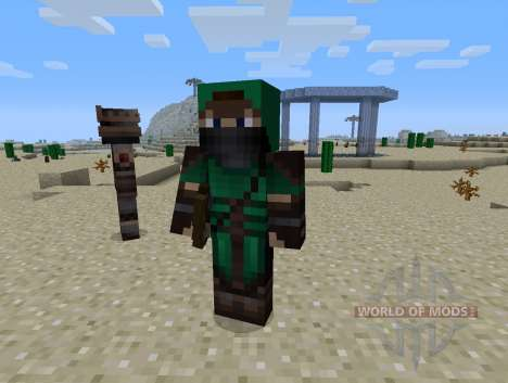 Guardias Mod - caballeros para Minecraft