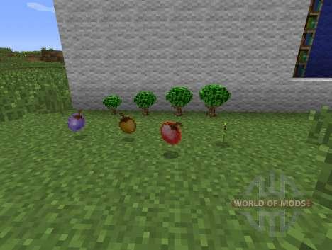 Arbustos de bayas Bush-baya para Minecraft