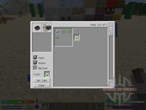 El crecimiento Tónico - nueva poción para Minecraft