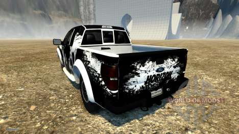 Ford F-150 SVT Raptor para BeamNG Drive
