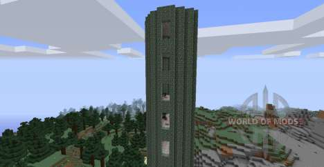 Battle Towers para Minecraft