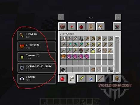 Divino-cachimba fumador para Minecraft