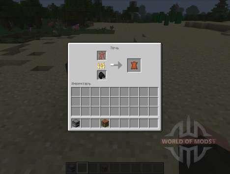Sin embargo, Otra de Cuero de Fundición - carne podrida para Minecraft