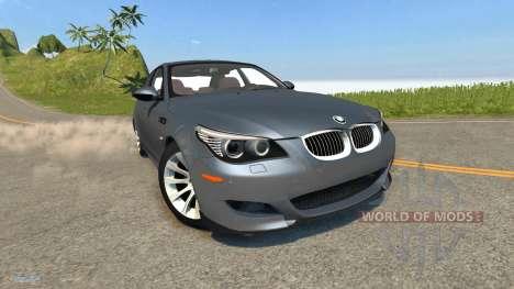 BMW M5 para BeamNG Drive