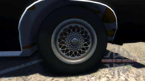 Ford LTD Crown Victoria para BeamNG Drive