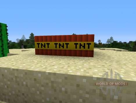 RemoteTNT - dinamita para Minecraft