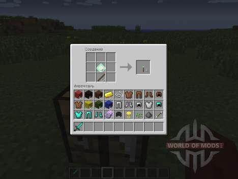 Floo mod para Minecraft