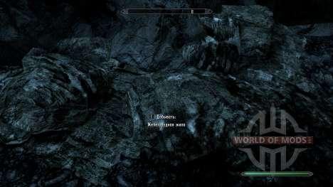 Más notable de mineral de para Skyrim