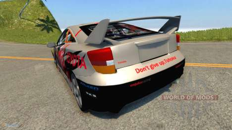 Toyota Celica T230 para BeamNG Drive
