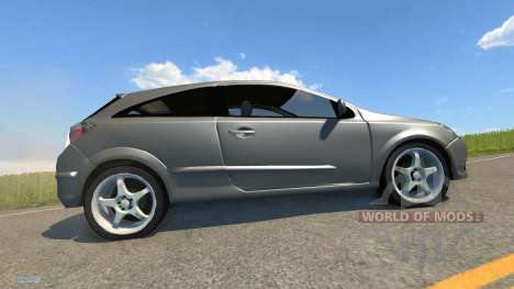 Opel Astra GTC para BeamNG Drive