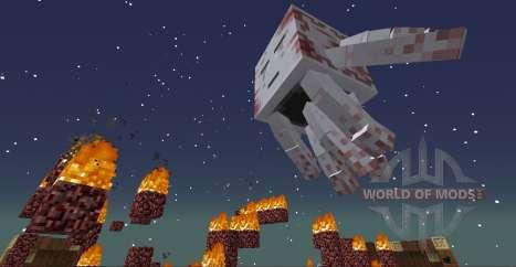 Bosque del ocaso para Minecraft