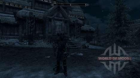 Armadura De Puestos - Disfraz para Skyrim