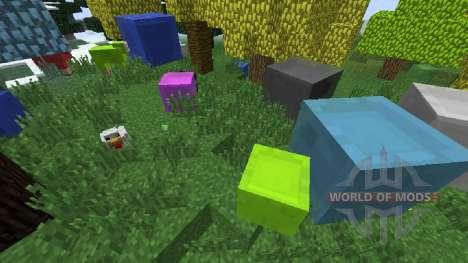 Dye Trees para Minecraft